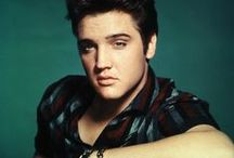 .Elvis. / by Lacey Lefler