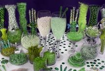 Green-Wedding-Candy / Green-Wedding-Candy / by Sandusky Bride