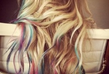 Hair Care / by Haleigh Cromey