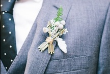 Boutonnieres / by Shanna Nicole Design