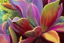 Flowers, plants, trees et al / by Andrea Eskuche