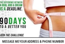 ViSalus 90 days to a better you! / Health / by Nansy Burditt-Plascencia