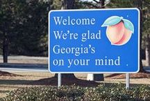 Just an Old Sweet Song / Georgia On My Mind . . . / by Stacy Dean