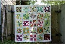 quilts and quilting / by o.mandy