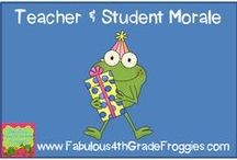 Gifts: Teacher / Student Morale / by Fabulous 4th Grade Froggies