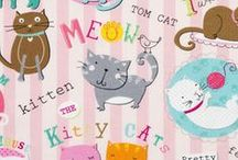 Illustrations - Cats 2 / by LT