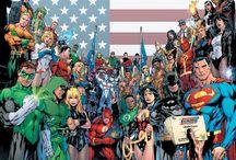 DC Comics / by Samantha Marvin