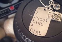 I shoot like a girl / Learning to be and looking like a badass photographer. / by Adrea Reed