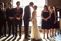 Impending Nuptials / Gooooing to the chapel and we're gooooonna get married... / by Elyse Bare