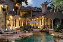 Dream home and rooms / by Ashlyn Sexton