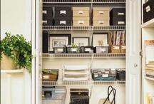 I love to Organize! / by Sara Brossman