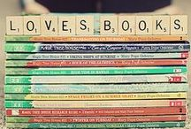 Bookish / Anything book related that I absolutely love / by Natasha Musa