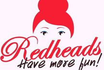 Love a Ginger / The beauty of redheads  / by Lisa Tropeano