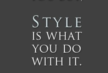 Stylee / is my stylee / by Victoria Garcia
