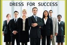 Men's Interview Attire / Interview attire for men / by Davidson Center for Career Development