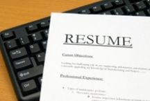 Resume Writing / Tips on writing your resume. / by Davidson Center for Career Development