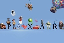 Pixar / by Alex Hatch