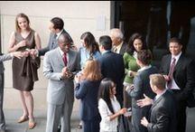 Networking  / by Davidson Center for Career Development
