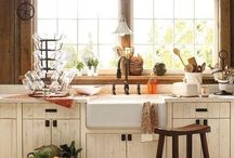 Kitchen Ideas / by Liz Lawson Favaro