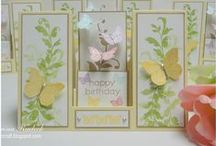 Card Craft Tutorials / by Rosie Sobiesiak
