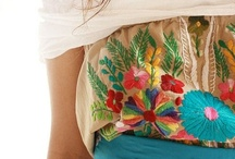 Embroidery / by Courtney Scrabeck