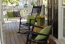 Home: Front Porch / by Jennifer Fisher