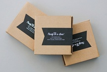 Giving: Pretty Packages / by Jennifer Fisher