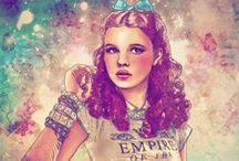Ilustraciones / by Emma Gontu