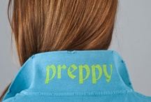 Preppy look= Preppy life / by GolfHER ~ ladies golf apparel