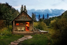 Tiny Houses / I find myself drawn to tiny houses and small living spaces.  I feel the need to simplify my life, to live with just the essentials.  Probably won't happen, but it's a dream! / by Janelle Ratzlaff Cramer