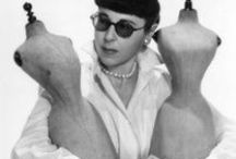 Edith Head / by Isabel Linton/White