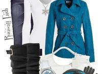 My Style fashion   / by Sophia F.