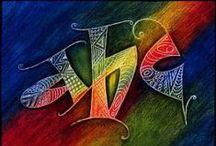 letters2 / by Joanne Morgan