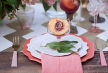 Table Decor / by WedLoft