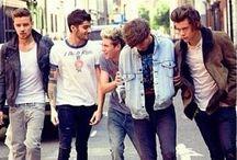 //One Direction// / A board dedicated to 5 idiots I love  / by Katarina Hamilton