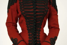 Fashion 1800s / by Allison Greene-Wall