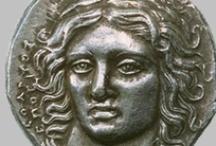 Greek Coins / Indo-Greek, Macedonia, Ptolemaic / by John Breitweiser