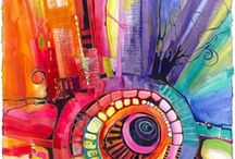 Mixed Media / by Annette Rolfe