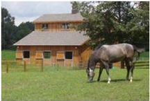 Horse Barn Plans and Kits / by Don @ Today's Plans