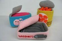 Crocheted goodies / by Karli Quintana