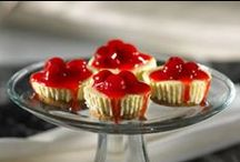 Delicious Desserts / Easy to make and delicious desserts from Snackpicks.com. / by Snackpicks