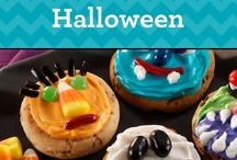 Halloween / Make this Halloween one she will remember for you and the kids with these recipes, fun snacks and craft ideas. Check out Snackpicks.com for more tasty and easy to make recipes and decoration ideas.  / by Snackpicks