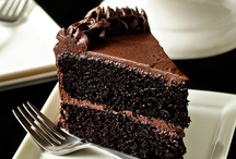 Cake / There are so many wonderful types of cake that it is hard to pick a favorite. Here are some that are sure to cause delight. / by Chip Beatty