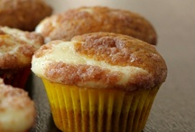 Cupcakes/Muffins / Who doesn't love a muffin for breakfast or just as a snack with coffee? Here are lots of ideas to make your mouth water. / by Chip Beatty