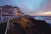 Depoe Bay Costal Vacation  / Take in romantic sunsets and ocean views from WorldMark Depoe Bay.The resort sits along the Oregon coast and is an ideal spot for the ultimate whale watching vacation.  / by WorldMark by Wyndham