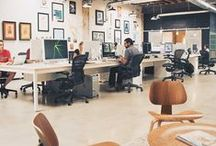 Workspace  / by Elise Granados