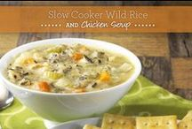 Slow Cooker Recipes / Let your slow cooker do the work for you with these great recipes. / by Snackpicks