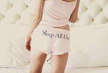 Fashion (Sleep&Lounge) / by Colette