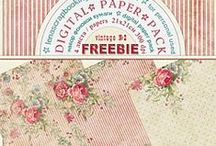 Printable Paper / by Susan Akers