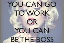 #LadyBoss / #LadyBosses from around the world! / by Vemma